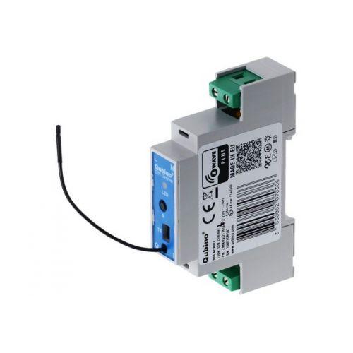 Фотография товара - Диммер Z-Wave на DIN-рейку, управление световыми приборами и вентиляторами Qubino DIN Dimmer