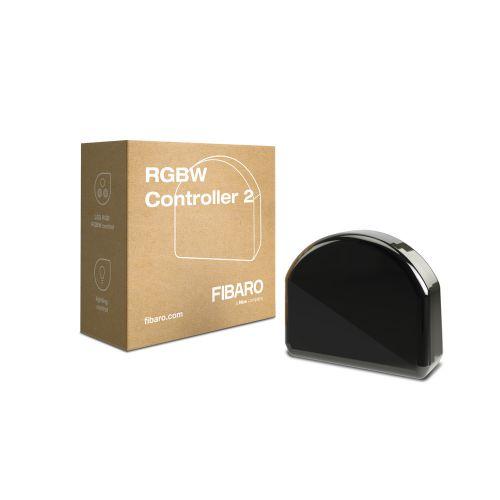 Фотография товара - Модуль управления светодиодными лентами FIBARO RGBW Controller 2