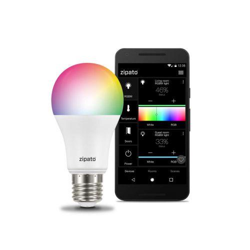 Фотография товара - Светодиодная лампа RGBW Zipato