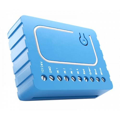 Фотография товара - Встраиваемый модуль управления RGB/RGBW/LED-лентами, галогенными и LED-лампами Qubino RGBW