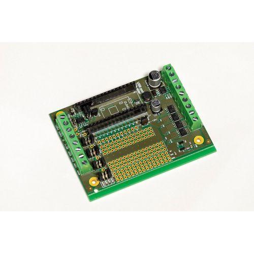 Фотография товара - Z-Uno Shield — Многофункциональное Z-Wave устройство в герметичном корпусе