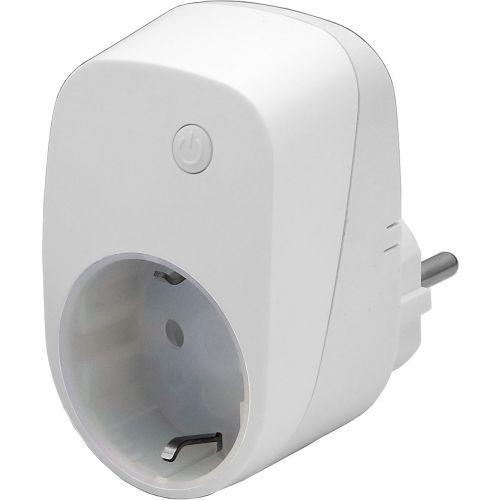 Фотография товара - Мини модуль-выключатель в розетку Philio Plug с измерением энергопотребления