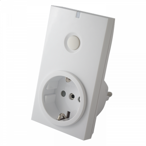 Фотография товара - Модуль-выключатель в розетку Z-Wave.Me Plug-in Switch