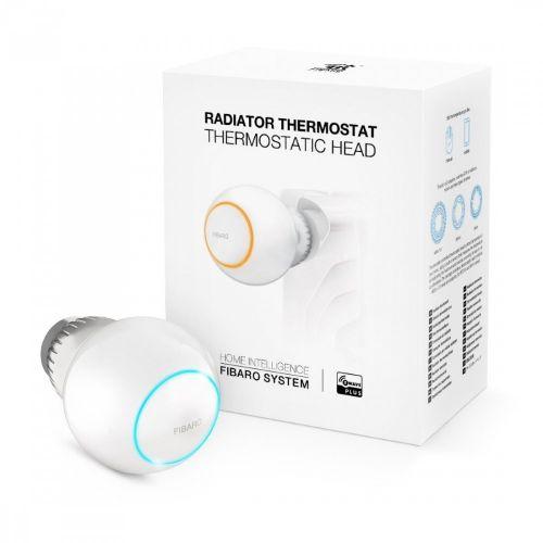 Фотография товара - Радиаторный термостат FIBARO Heat Controller