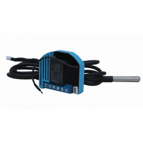 Фотография товара - Встраиваемый модуль-термостат с сенсором для эл.оборгевательных устройств Qubino On/Off Thermostat
