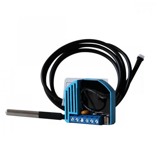 Фотография товара - Встраиваемый модуль-термостат с сенсором для рег. водяных полов и радиаторов Qubino PWM Thermostat