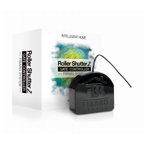 Фотография товара - Встраиваемый модуль управления жалюзи FIBARO Roller Shutter 2