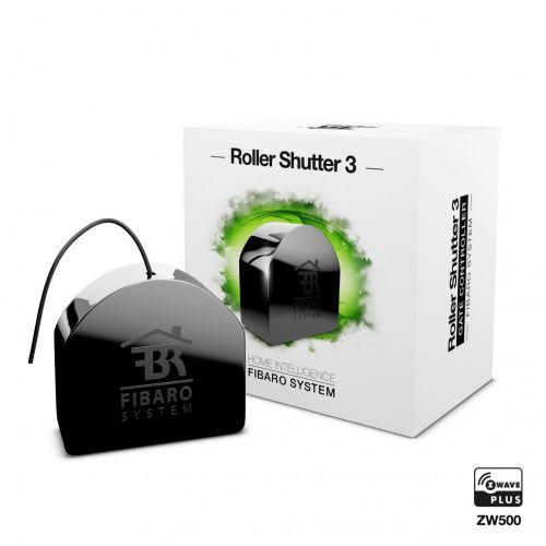 Фотография товара - Встраиваемый модуль управления жалюзи FIBARO Roller Shutter 3