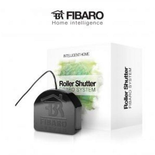 Фотография товара - Встраиваемый модуль управления жалюзи FIBARO Roller Shutter