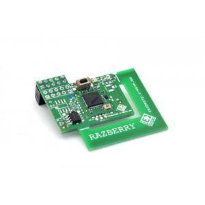 Плата расширения Z-Wave.Me RaZberry 2 для Raspberry Pi с антенной