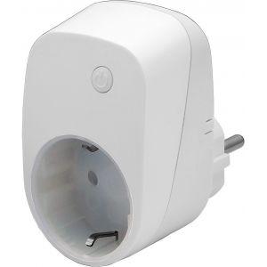 Мини модуль-выключатель в розетку Philio Plug с измерением энергопотребления
