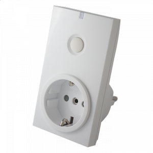 Модуль-выключатель в розетку Z-Wave.Me Plug-in Switch