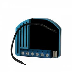Встраиваемый модуль (шаттер) для управления эл.двигателями напряжением 12-24В DC Qubino Shutter DC